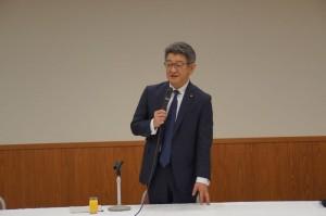 武田良太先生による講演